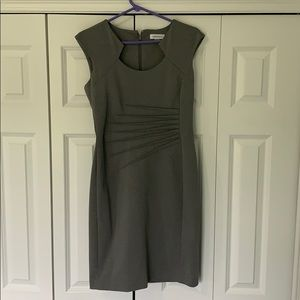 Calvin Klein suit dress. Size 6